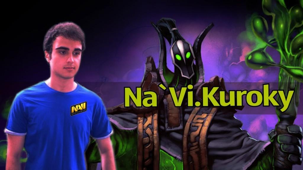 Видео Дота 2: Почувствуй скилл - Rubick от Kuroky