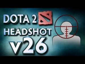 Видео Дота 2 Headshot v26.0