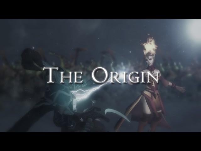 Видео Дота 2 - The Origin
