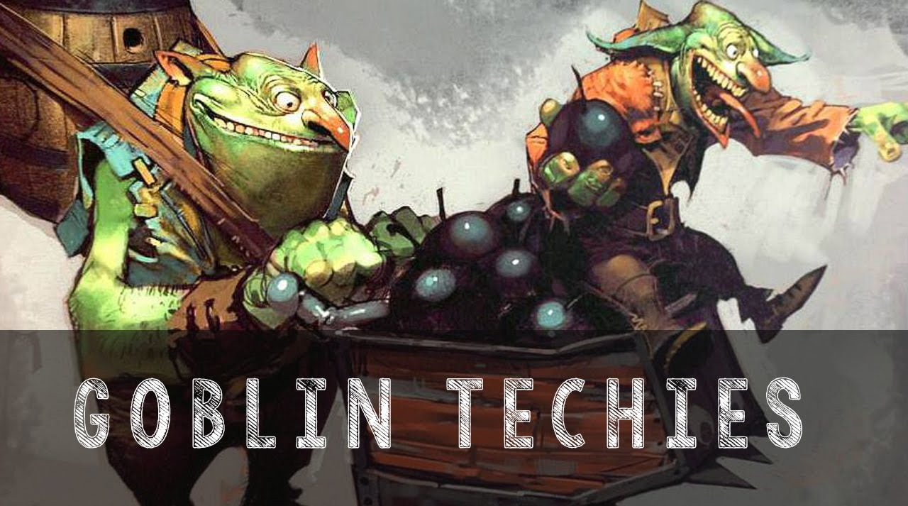 Дата выхода Минера Дота 2 (Goblin Techies)