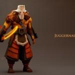 Juggernaut Дота 2