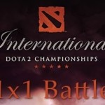 Турнир 1x1 Дота 2 International 4