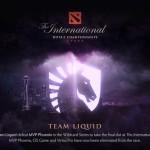 Team Liquid Dota 2 TI4 прошли в финальную часть